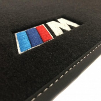 Bmw Serie 8 G15 Grand Coupé (2018 - actualidad) Velour car mats