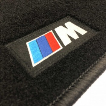 Bmw Series 8 G15 Cabriolet (2018 - current) tailored logo car mats