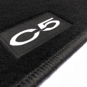 Citroen C5 Sedan (2017 - current) tailored logo car mats