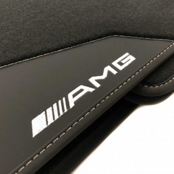 Mercedes EQC leather car mats