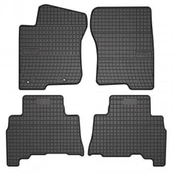Toyota Land Cruiser 150 short Restyling (2017 - current) rubber car mats