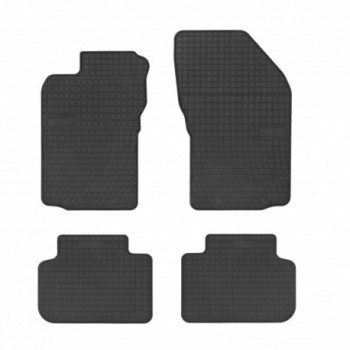 Toyota Land Cruiser 150 long Restyling (2017 - current) rubber car mats