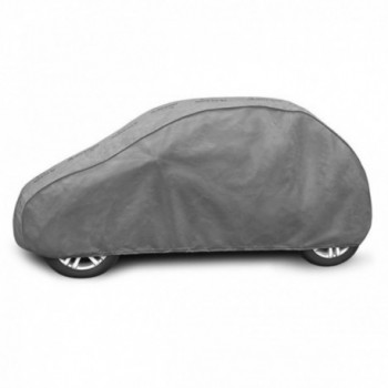 Jeep Wrangler 5 doors (2007 - 2017) car cover