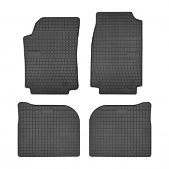 Audi 100 rubber car mats