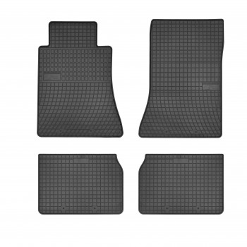 Mercedes W124 rubber car mats
