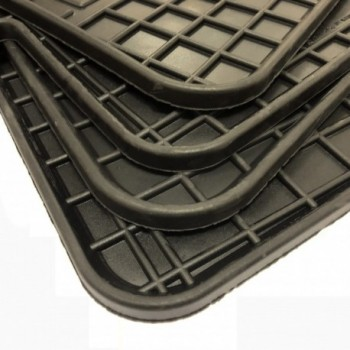 Chevrolet Kalos rubber car mats