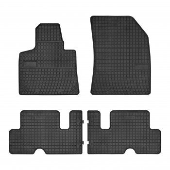 Citroen C4 Grand Picasso (2013 - current) rubber car mats