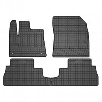 Opel Combo E, 5 seats (2018-present) rubber car mats