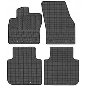Seat Tarraco rubber car mats