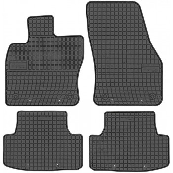 Volkswagen T-Roc rubber car mats