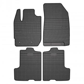Dacia Duster (2018 - current) rubber car mats