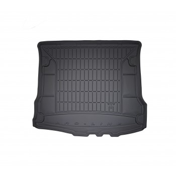 Dacia Logan 5 seats (2007-2013) boot mat