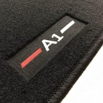 Audi A1 (2018 - current) tailored logo car mats