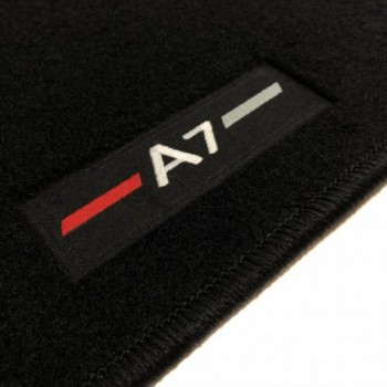 Audi A7 (2017-current) tailored S-line car mats