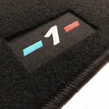 BMW 1 Series E82 Coupé (2007 - 2013) tailored logo car mats