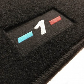 Bmw Series 1 F40 (2019 - current) tailored logo car mats