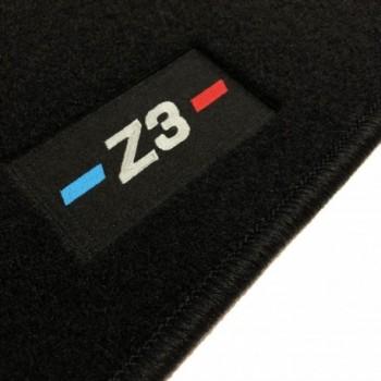 BMW Z3 tailored logo car mats