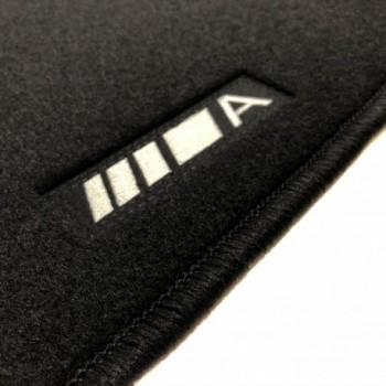 Mercedes A-Class W169 (2004 - 2012) tailored logo car mats