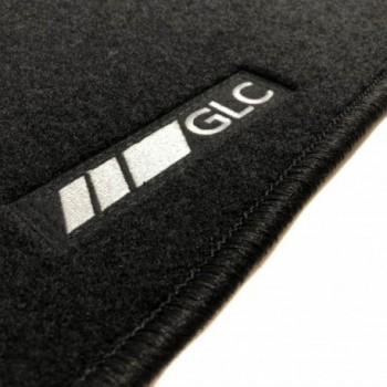 Mercedes GLC C253 Coupé (2016 - current) tailored logo car mats