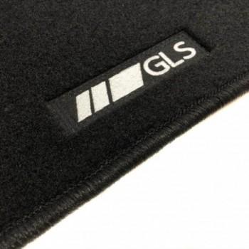 Mercedes GLS X166 7 seats (2016 - current) tailored logo car mats