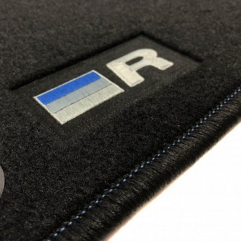 Volkswagen Touareg (2018 - current) tailored logo car mats