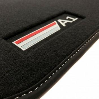 Audi A1 (2018 - actualidad) Velour car mats