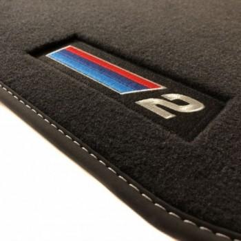 BMW 2 Series F22 Coupé (2014 - current) Velour M Competition car mats