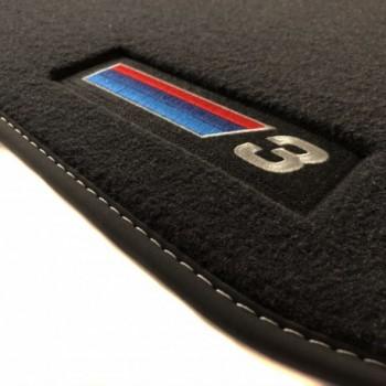 BMW 3 Series E36 Sedan (1990 - 1998) Velour M Competition car mats