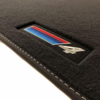 BMW 4 Series F36 Gran Coupé (2014 - current) Velour M Competition car mats