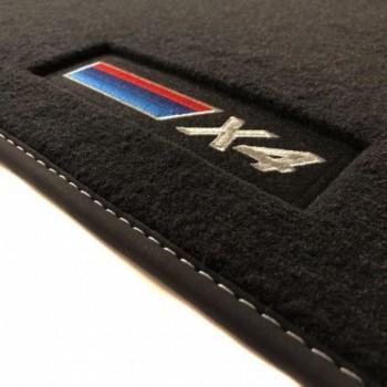 BMW X4 G02 (2018-current) Velour M-Competition car mats