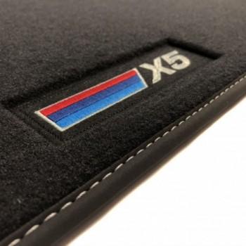 BMW X5 F15 (2013 - 2018) Velour M Competition car mats