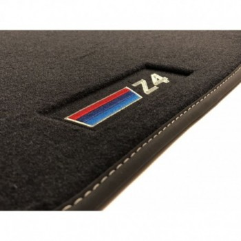 BMW Z4 E85 (2002 - 2009) Velour M Competition car mats