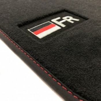 Seat Ibiza 6F (2017-current) Velour FR car mats