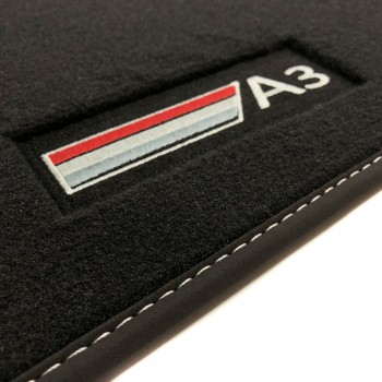 Audi S3 8V (2013 - current) Velour S-Line car mats