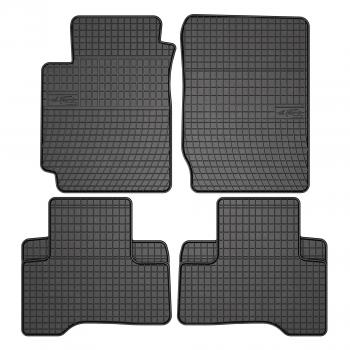 Floor mats Suzuki Grand Vitara 5 doors (2005 - 2015) Rubber