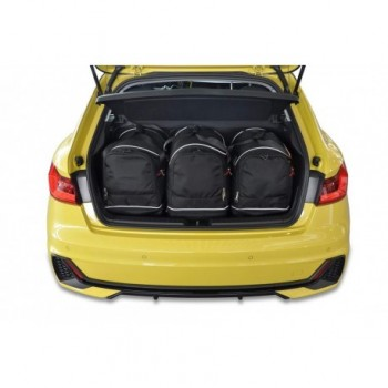 Tailored suitcase kit for Audi A1 (2018 - Current)
