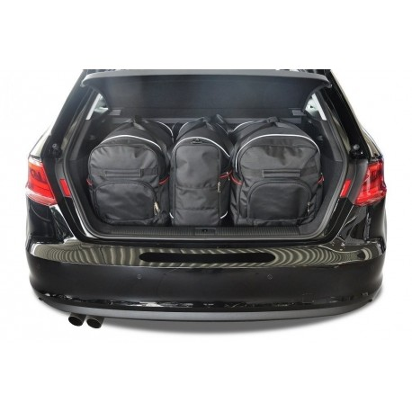 Tailored suitcase kit for Audi A3 8VA Sportback (2013 - Current)