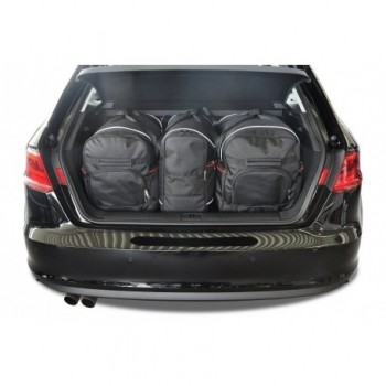 Tailored suitcase kit for Audi A3 8V Hatchback (2013 - Current)