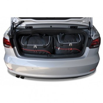 Tailored suitcase kit for Audi A3 8V7 Cabriolet (2014 - Current)