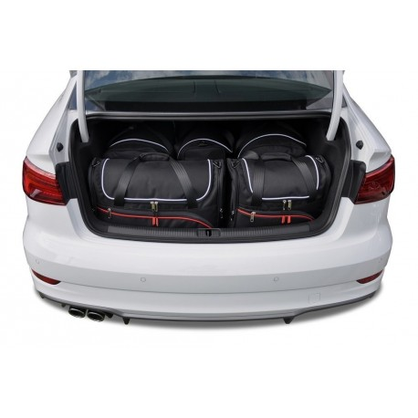Tailored suitcase kit for Audi A3 8V Sedan (2013 - Current)