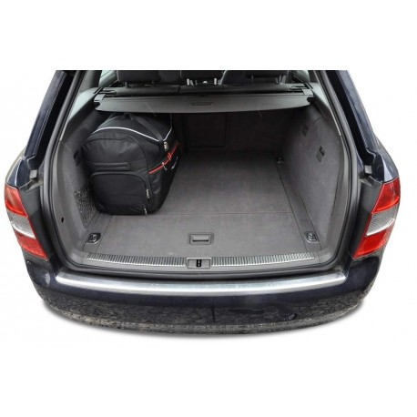 Tailored suitcase kit for Audi A4 B6 Avant (2001 - 2004)