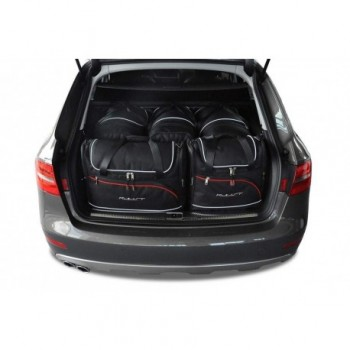 Tailored suitcase kit for Audi A4 B8 Avant (2008 - 2015)