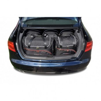 Tailored suitcase kit for Audi A4 B8 Sedan (2008 - 2015)