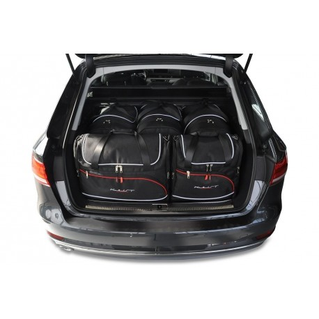 Tailored suitcase kit for Audi A4 B9 Avant (2015 - 2018)