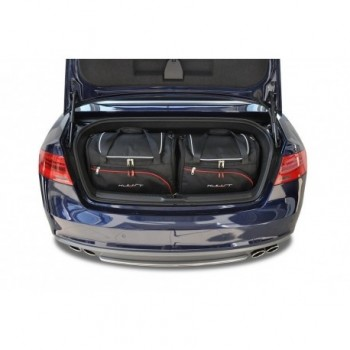 Tailored suitcase kit for Audi A5 8F7 Cabriolet (2009 - 2017)