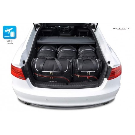 Tailored suitcase kit for Audi A5 8TA Sportback (2009 - 2017)
