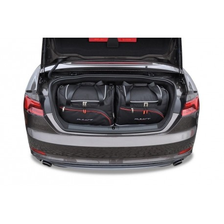 Tailored suitcase kit for Audi A5 F57 Cabriolet (2017 - Current)