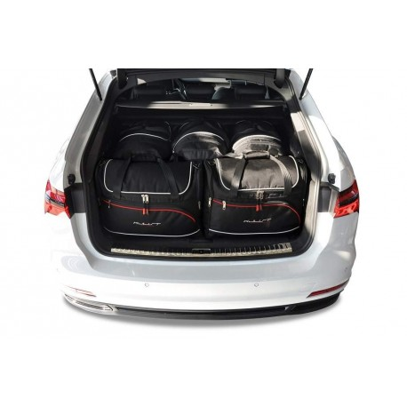 Tailored suitcase kit for Audi A6 C8 touring (2018-Current)