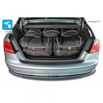 Tailored suitcase kit for Audi A8 D4/4H (2010-2017)