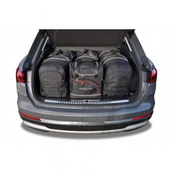 Tailored suitcase kit for Audi Q3 (2019-Current)